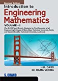 Introduction to Engineering Mathematics - Vol. 1