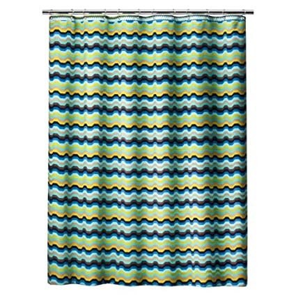 Missoni For Target Zig Zag Via Chevron Reversible Shower Curtain