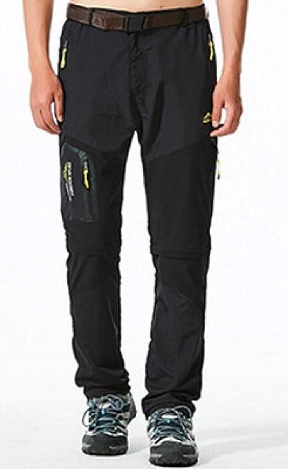 SHYSBV Pantalones Impermeables Hombre Ciclismo Pantalones De ...