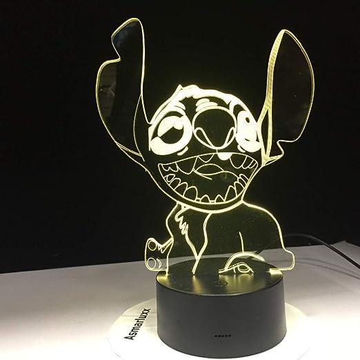 Amazon.com: Regalo De Cumpleaños para niños Lindo Stitch ...