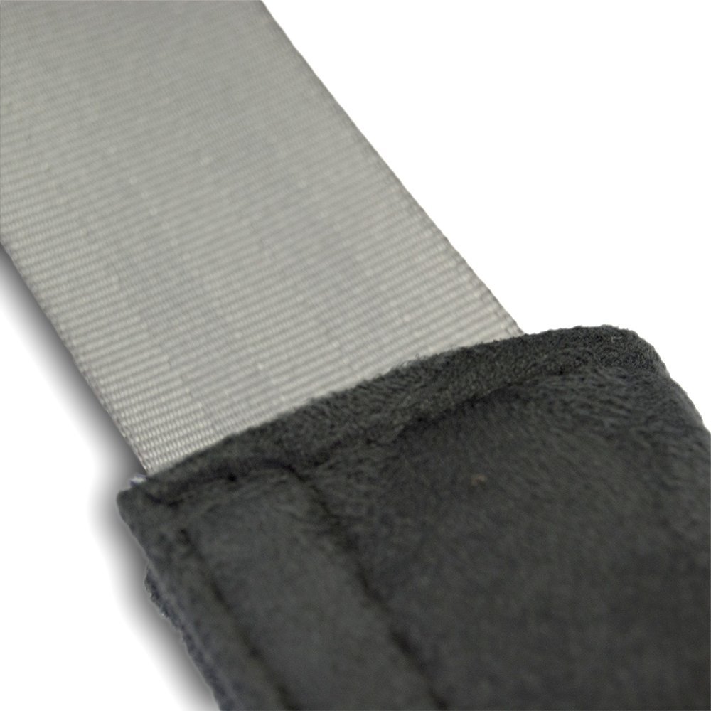 Cushioned for your driving comfort by Seat Belt Extender Pros 5-pack Seat Belt Microfiber Foam Cover