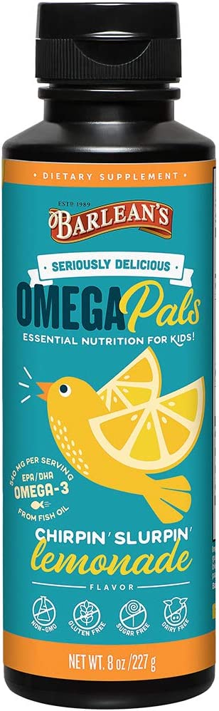 Barlean's Omega Pals Fish Oil