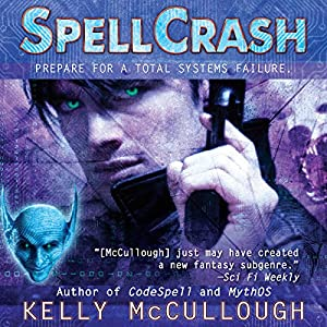 Spellcrash Audiobook