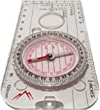 Navigation Compass for Expedition Map reading, Orienteering and Survival Mountaineering or Hiking- Fully Waterproof and Explorer ready- The Adventure Warehouse