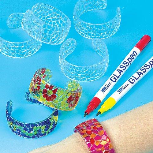 Schmuck für kinder  Kette mit Acryl-Anhängern