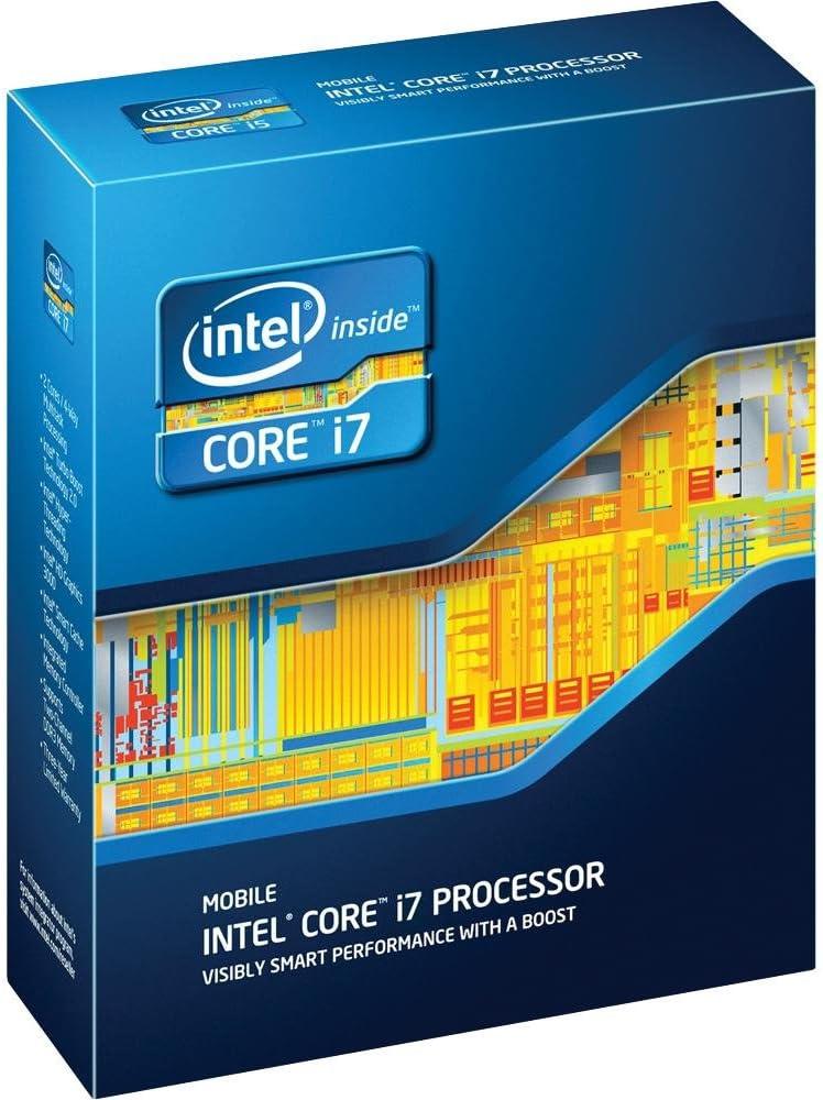 2.5 GHz Mobile Processor Intel Core i7 2860QM