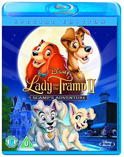 Lady and the Tramp 2: Scamp