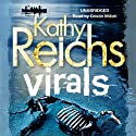 Virals Audiobook by Kathy Reichs Narrated by Cristin Milioti
