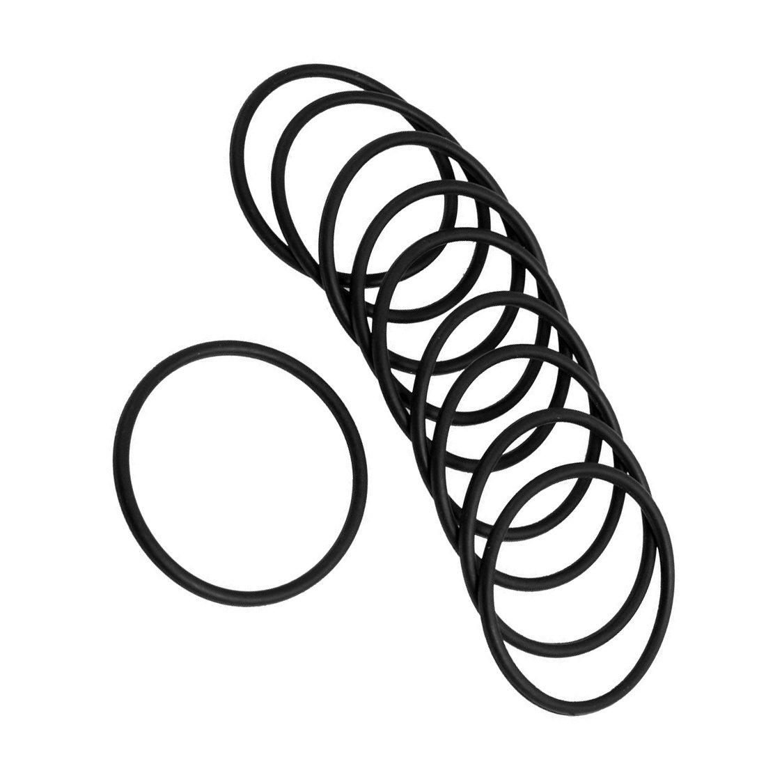 INCREWAY M8 Doppel-Ended Swivel Eye Haken 304 Edelstahl Eye to Eye Swivel Shackle Ring Connector