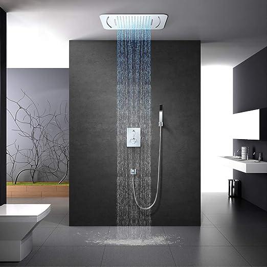 WXF-XF Luz de la pared de la sala incrustado-Pre oculta ducha ...