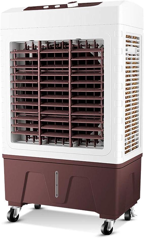 GXFC Enfriador Evaporativo, Climatizador portatil, Ventilador ...