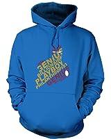 Genius Billionaire Hoodie - Film Movie Geeky Tshirt