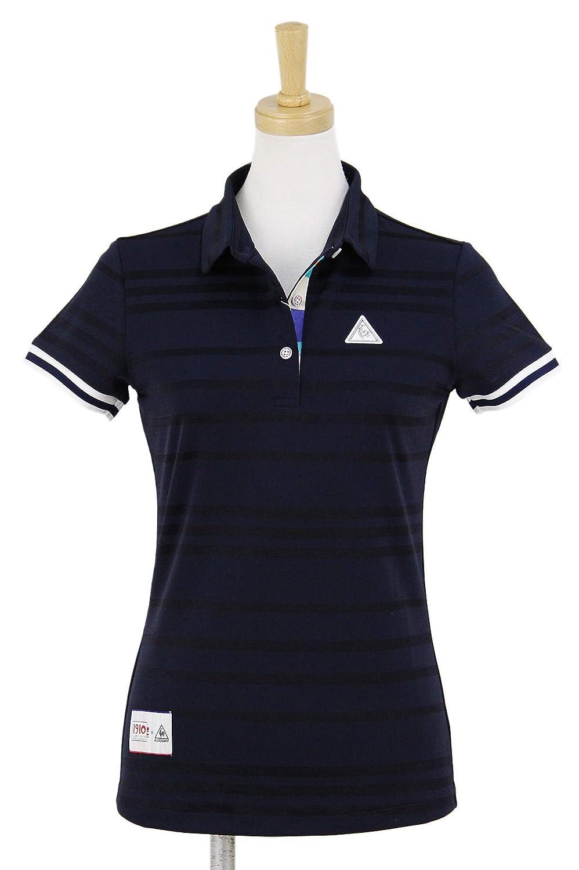 a4aebf40c5913 ポロシャツ レディース ルコックスポルティフ ゴルフ グローバルゴルフコレクション le coq sportif GOLF 2019 春夏 ゴルフ