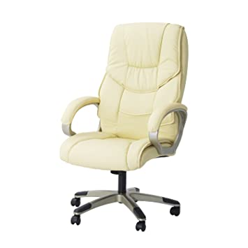 Merveilleux Homcom Computer Office Swivel Chair Desk Chair High Back PU Leather  Adjustable