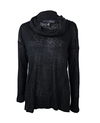 Sanctuary Clothing Womens Cowl-Neck Sweater