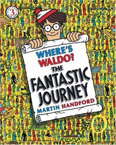 Wheres Fantastic Journey Martin Handford