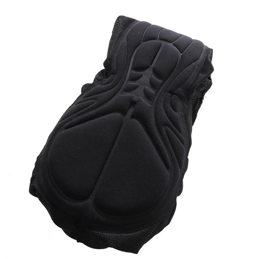 doublure rembourr/ée d/étachable en gel 3D Coolmax Pour homme Baggy de VTT Short ample pour v/élo