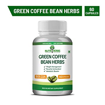 Green coffee bean extract available in india