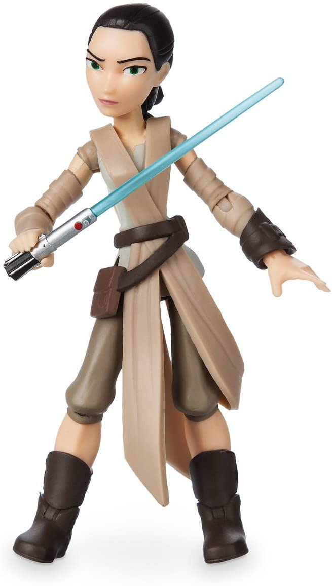 Disney Store Star Wars Toybox Princess Leia Organa Exclusive Action Figure Doll