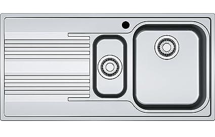 Franke Smart SRX 651 - Fregadero (Fregadero empotrado ...
