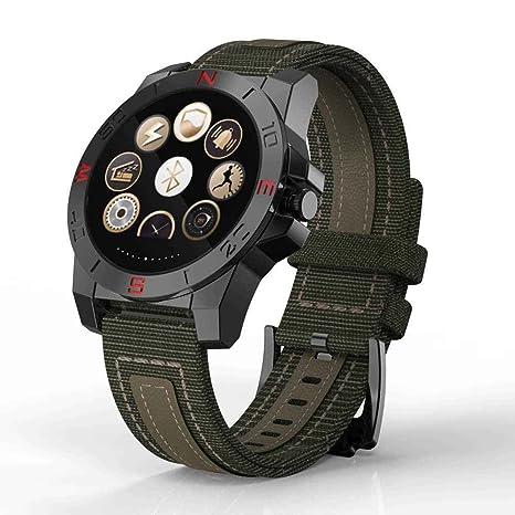Multifuncional smrartwatch, Fitness Tracker con mensaje recordatorio y leer, Bluetooth reloj inteligente con pantalla