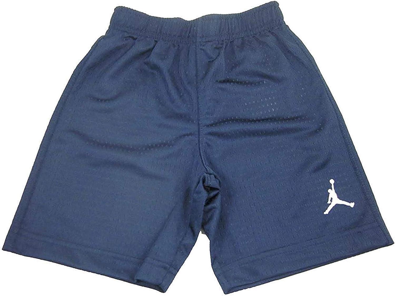 Jordan Boys Toddler Mesh Shorts Navy