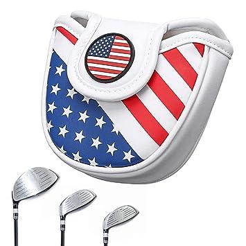 TITA Golf Headcovers - Durable Funda para Cabeza de Palo ...