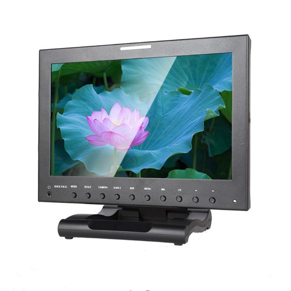 Seetec P121-9HSD 12.1インチ HDMI支持 3G-SDI入力&出力 スタジオモニター 大型 プロな映画撮影用 HD 解像度1280x800 映画製作用   B07CK2PGKP