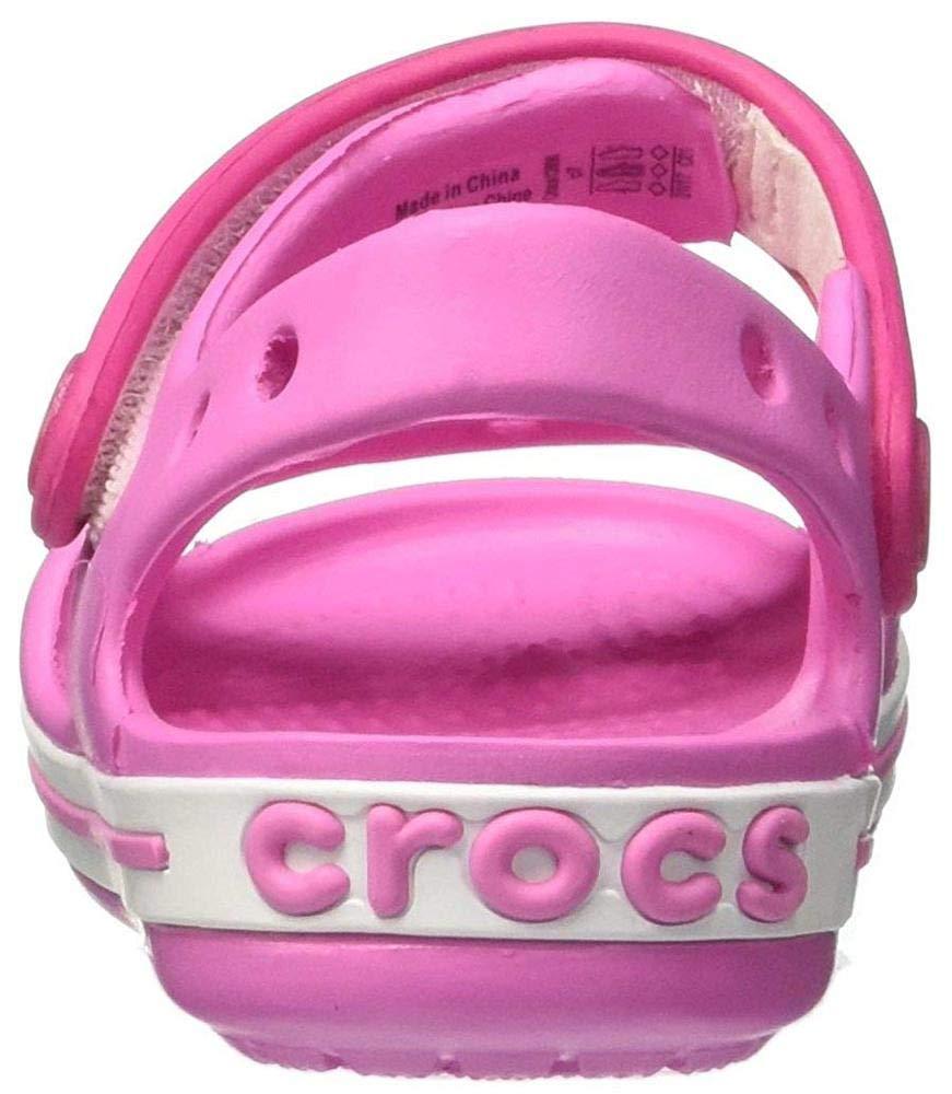 Crocs Crocband  Fun Lab   Light-Up Clog, Pink, C6 M US Toddler by Crocs (Image #13)