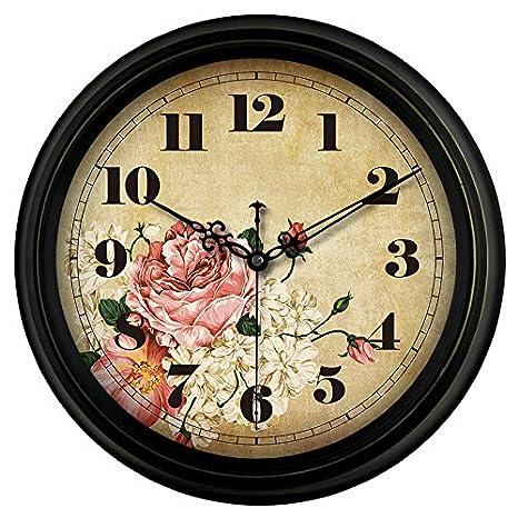 Digital Creative Slamp; De Hey Reloj En Fundido El Mundo Horario Pared ulJcTKF13