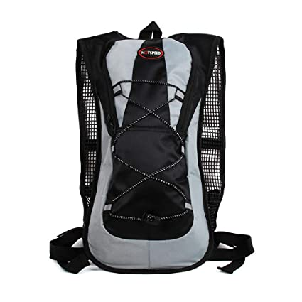 GNNFIC Hydration Backpack Water Pack with 2L Water Bladder for Running Cycling Hiking Climbing and Outdoor