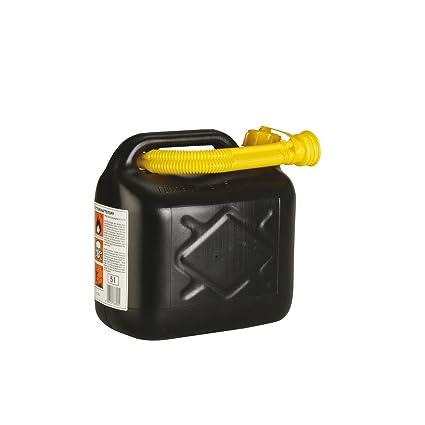 Unitec 73853 - Bidón de Gasolina (5 litros, plástico)