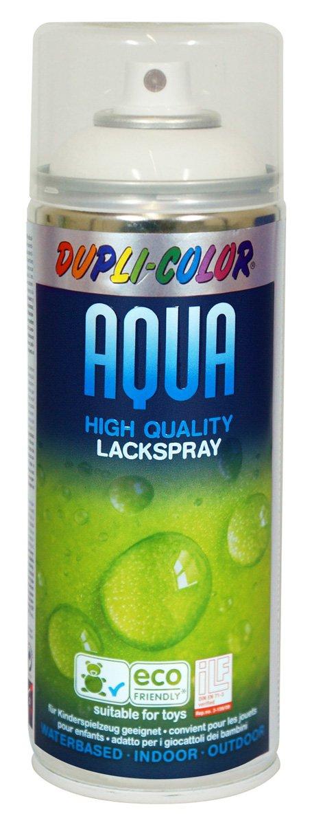 Duplicolor 252556 Spray Aqua, Color Blanco Brillante, 350 ml Motip-Dupli GmbH B007TVWR4A