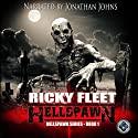 Hellspawn (Volume 1) Audiobook by Ricky Fleet Narrated by Jonathan Johns