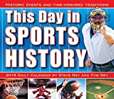 img - for This Day In Sports History: Historic Events And Time-Honored Traditions 2018 Boxed/Daily Calendar (CB0268) book / textbook / text book