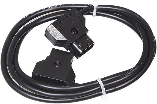 Andoer D Tap 2 Pin Stecker Zu Stecker Adapter Kabel Für Elektronik