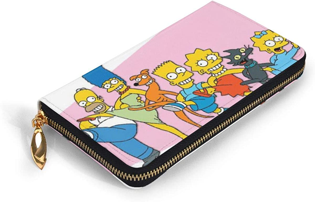 Simpsons Stylish And Personal The Easy To Carry Leather Wallet