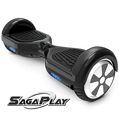 SagaPlay F1 Self Balancing Scooter Motorized 2 Wheel Self Hover Balance Board