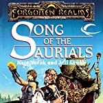 Song of the Saurials: Forgotten Realms: Finder's Stone, Book 3 | Kate Novak,Jeff Grubb