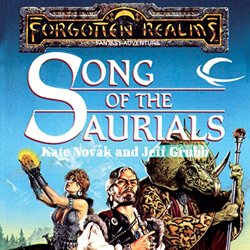 Melody of the Saurials: Forgotten Realms: Finder's Stone, Book 3