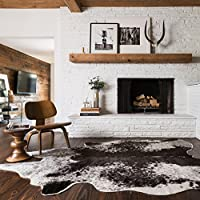 Rawhide Ivory Large Contemporary Rug (62 x 8)