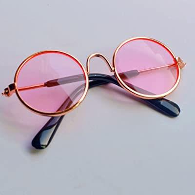 Leidersty Toy Eyeglasses for Dolls- Sunglasses for Grils Dolls Toy Photo Props Accessories: Toys & Games [5Bkhe0506361]
