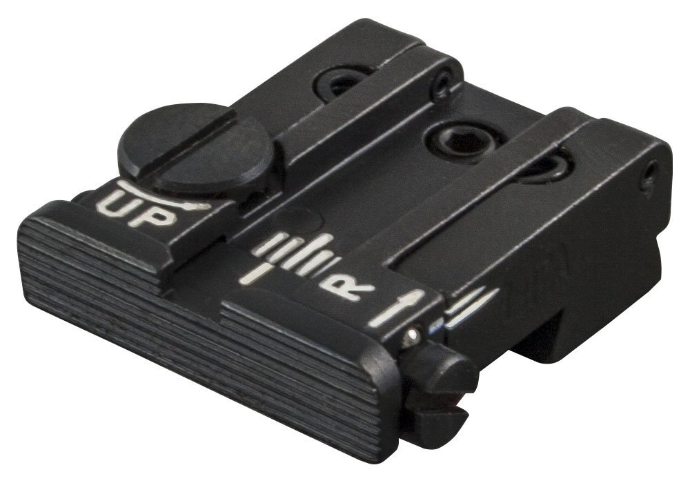 Browning High Power Black Serrated Rear Adjustable Sight Sport