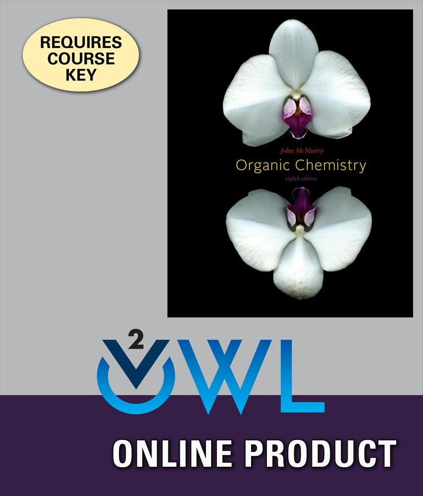 Amazon.com: OWLv2 (with Quickprep) for McMurry's Organic Chemistry, 8th  Edition: Software