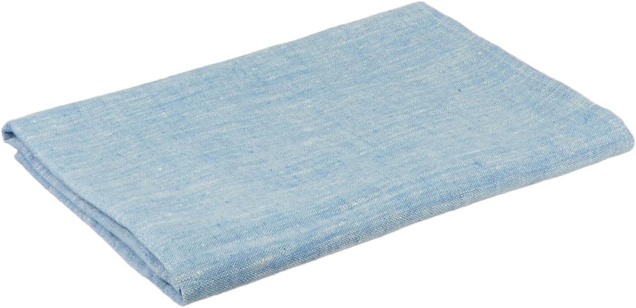 Linenme 65/x 130/cm 100/% Lin Serviette de Bain Cuivre