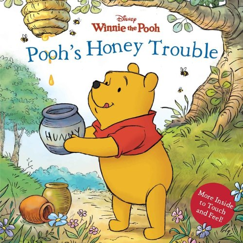 Poohs Honey Trouble Disney Winnie the Pooh Board