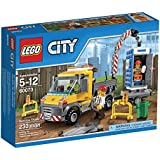 LEGO City Demolition Service Truck