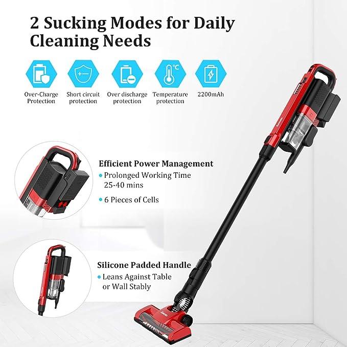 Floormaster 2 in 1 Rapid Multi-Vacuum Good Housekeeping Institute approved 2018.