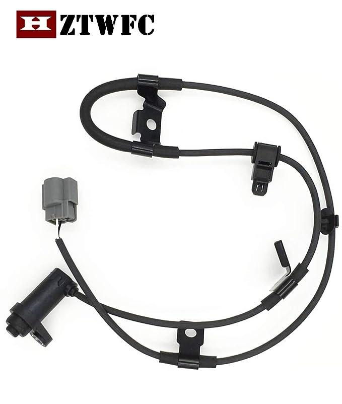 Amazon Com Hztwfc Abs Wheel Speed Sensor Rear Left Mn102577
