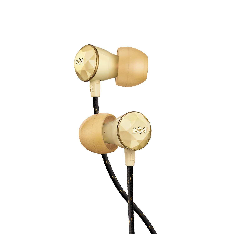 Marley Headphone Wiring Diagram Apple Wire Amazoncom House Of Nesta Ceramic In Ear Headphones Noise